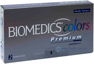 BIOMEDICS COLOR PREMIUM – описание