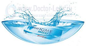 1 Day Acuvue Moist for Astigmatism купить