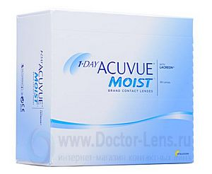 Acuvue 1 Day Moist 180